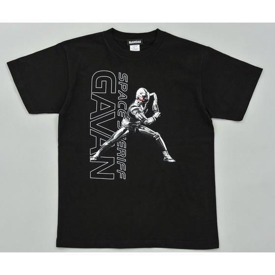 宇宙刑事ギャバン ギャバン名乗り柄Tシャツ