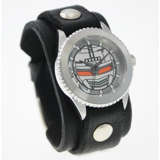 宇宙刑事ギャバン THE MOVIE x red monkey designs Collaboration Wristwatch(オレンジ)