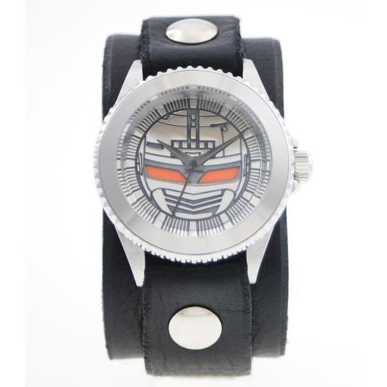 宇宙刑事ギャバン THE MOVIE x red monkey designs Collaboration Wristwatch(オレンジ)