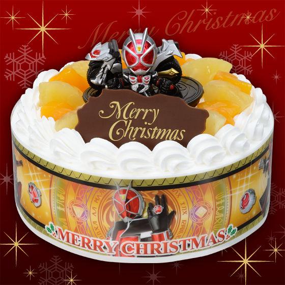 仮面ライダーウィザード クリスマススペシャルセット(DX変身ベルト&キャラデコ)