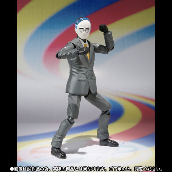 S.H.Figuarts シャチーク