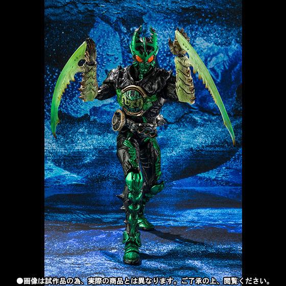 S.I.C. 仮面ライダーオーズ ガタキリバ コンボ
