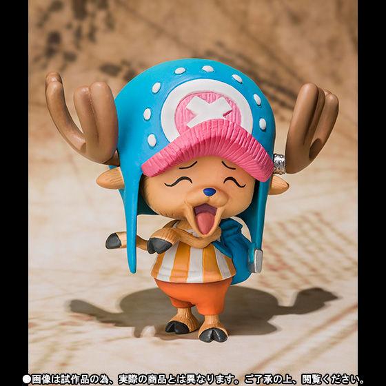 【抽選販売】フィギュアーツZERO トニートニー.チョッパー 有名人みたいじゃねーかようコンニャロVer.