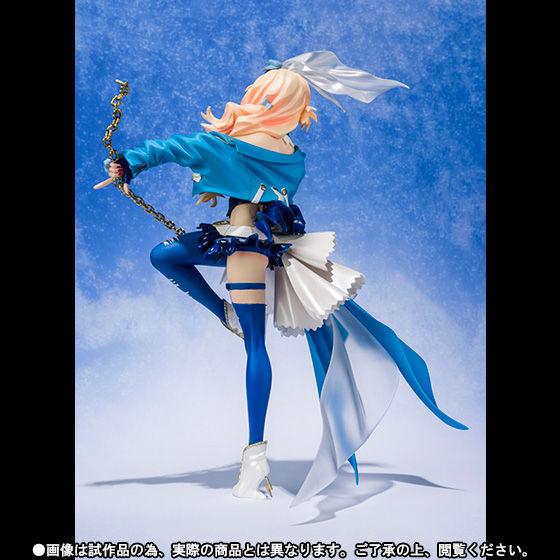 【抽選販売】フィギュアーツZERO シェリル・ノーム(シャイン・オブ・ヴァルキュリア) SHINING BLUE