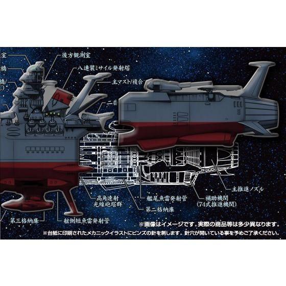 国連宇宙海軍 超弩級宇宙戦艦ヤマト 徽章