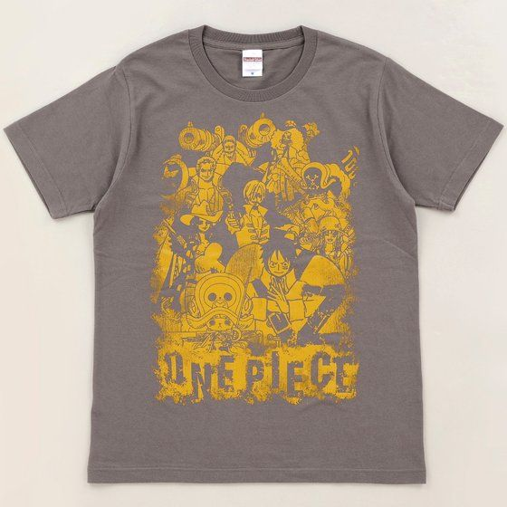 ONE PIECE FILM Z Tシャツ 麦わらの一味柄
