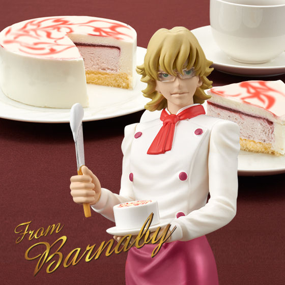 TIGER & BUNNY White Day Cake from �o�[�i�r�[