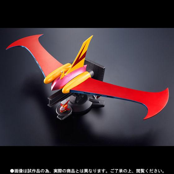 DX超合金魂マジンガーZ対応 ジェットスクランダーセット