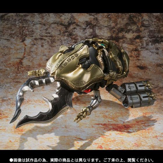 S.I.C.極魂 装甲機ゴウラム