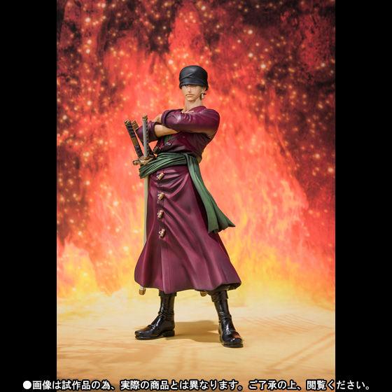 フィギュアーツZERO ONE PIECE FILM Z 決戦服Ver.セット(ゾロ・ロビン・ブルック)
