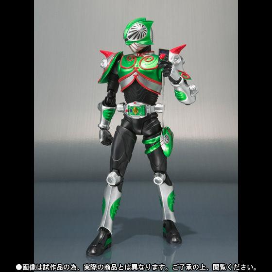 S.H.Figuarts 仮面ライダーベルデ