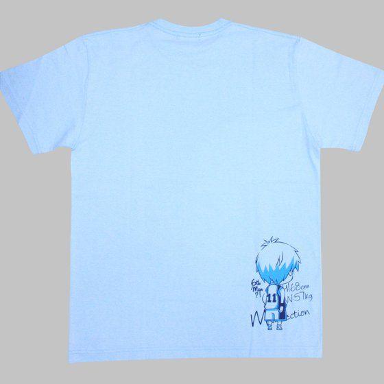 黒子のバスケ Tシャツ 写真柄