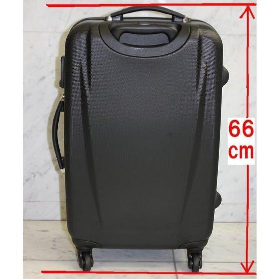 TIGER & BUNNY スーツケース H66cm(ブラック)