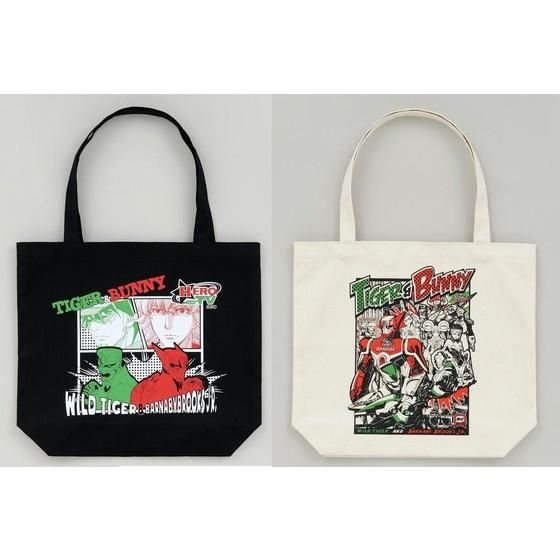 TIGER&BUNNY トートバッグ