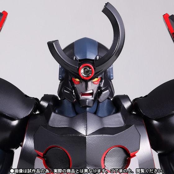 スーパーロボット超合金 アンチ・グレンラガン