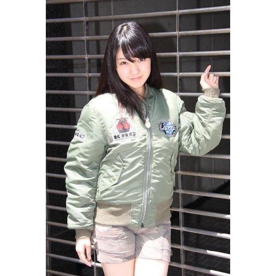 仮面ライダーフォーゼ THE MOVIE 仮面ライダー部MA-1 カーキ