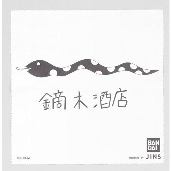 TIGER & BUNNY コラボレーションアイウエア ワイルドタイガー TOPMAGスーツ Designed by JINS(鏑木酒店)