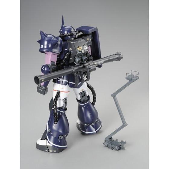 MG 1/100 MS-06S 黒い三連星ザクVer.2.0(再販)