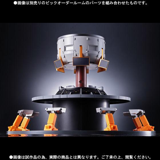 スーパーロボット超合金 マイク&ピギー&ビッグオーダールーム