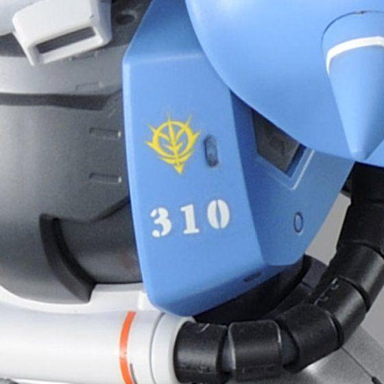 �l�f 1/100 MS-06R-1A ���[�}�E���C�g�j���O��p�U�NII
