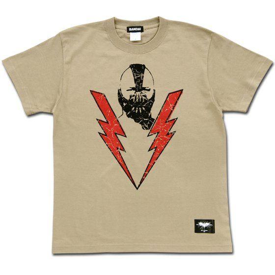 バットマン ダークナイトライジング ベイン柄Tシャツ