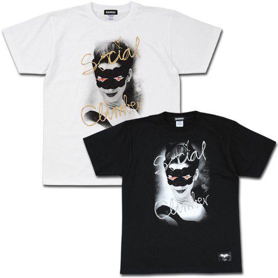 バットマン ダークナイトライジング セリーナ・カイル柄Tシャツ