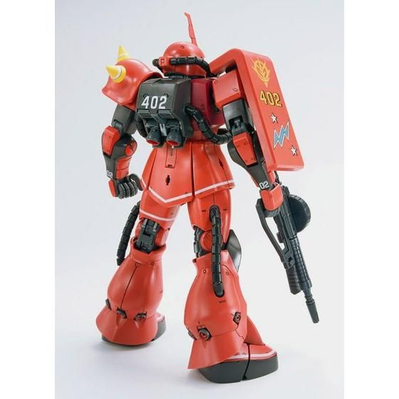 MG 1/100 MS-06S ジョニー・ライデン専用ザクII