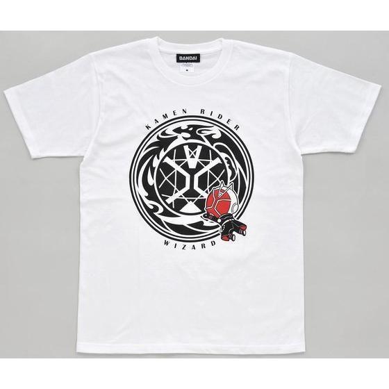 仮面ライダーウィザード デフォルメ ウィザードTシャツ