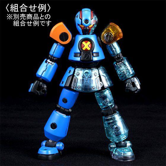 【プレミアムバンダイ限定】ハイパーファンクション AX-00(リミテッドクリアVer.)