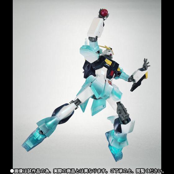 【抽選販売】ROBOT魂 <SIDE MS> νガンダム(サイコフレーム発動Ver.)