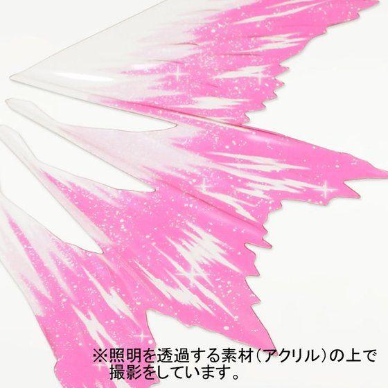 "RG 1/144 デスティニーガンダム用 拡張エフェクトユニット""光の翼""【1次:5月発送分】"
