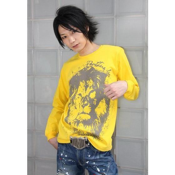 仮面ライダーウィザード KOSUKE長袖Tシャツ(仁藤攻介モデル)ライオン 黄色