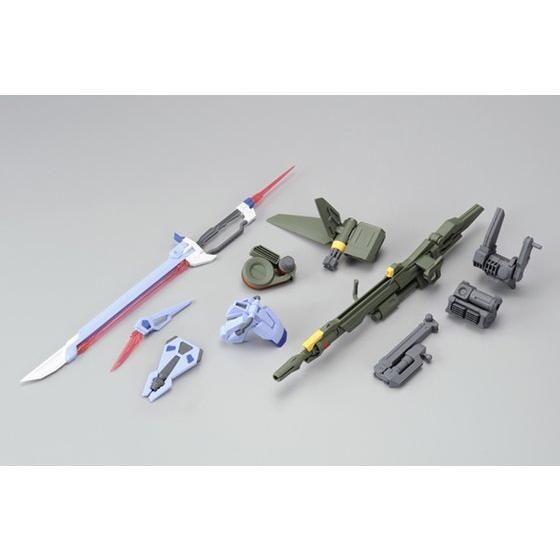 MG 1/100 エールストライクガンダム Ver.RM用 ランチャーストライカー/ソードストライカーパック【1次:6月発送分】