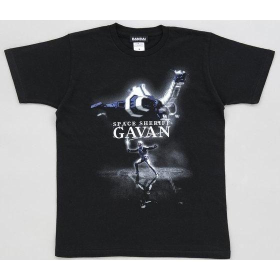 宇宙刑事ギャバン&電子星獣ドルTシャツ