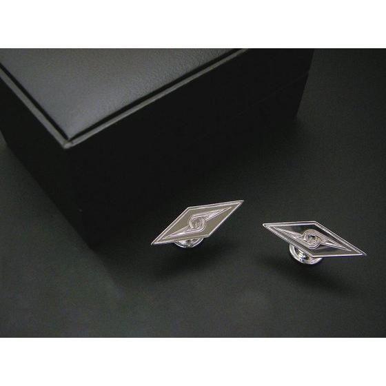 ウルトラマンシリーズ ウルトラ警備隊 Silver925製カフス