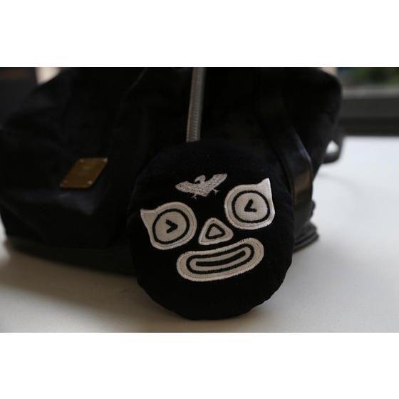 仮面ライダー ショッカー戦闘員 ぬいぐるみパスケース