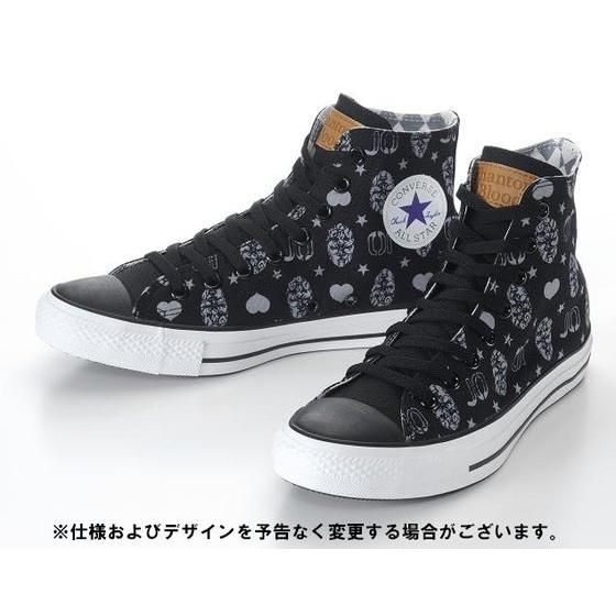 �W���W���̊�Ȗ`���~CONVERSE�@ALL STAR HI / JO