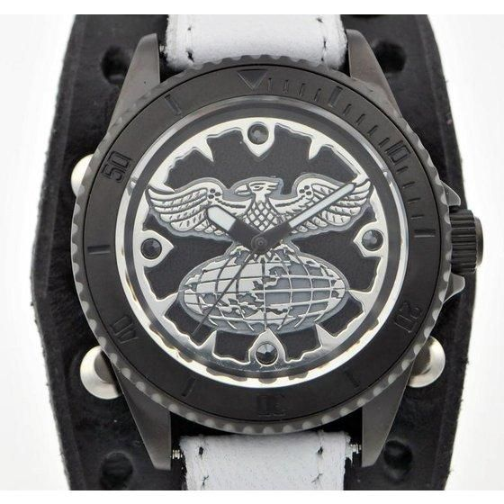 仮面ライダー ショッカー × Red Monkey Collaboration Wristwatch Silver925 High-End model