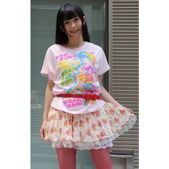 魔法の天使 クリィミーマミ 優柄ドルマンTシャツ
