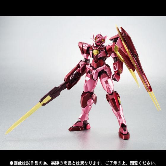 ROBOT魂 <SIDE MS> ダブルオークアンタ(トランザムVer.)