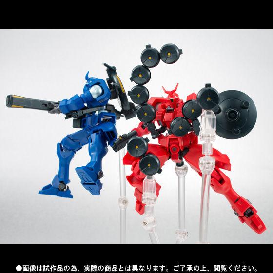 ROBOT魂 <SIDE MS> ヴァイエイト&メリクリウス