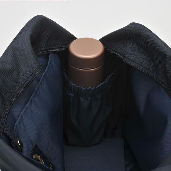 合皮スクールバッグ シャイニーシルバー