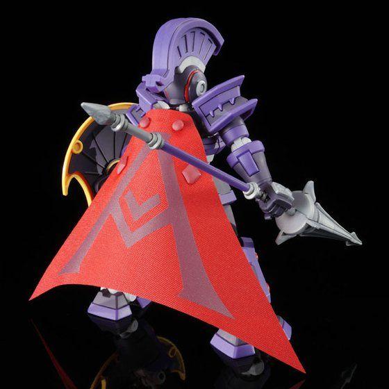 【プレミアムバンダイ限定】ハイパーファンクション LBX暗黒騎士アキレス