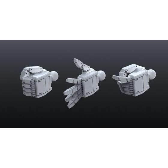 ビルダーズパーツHD 1/144 MSハンド03(連邦系・Sサイズ)
