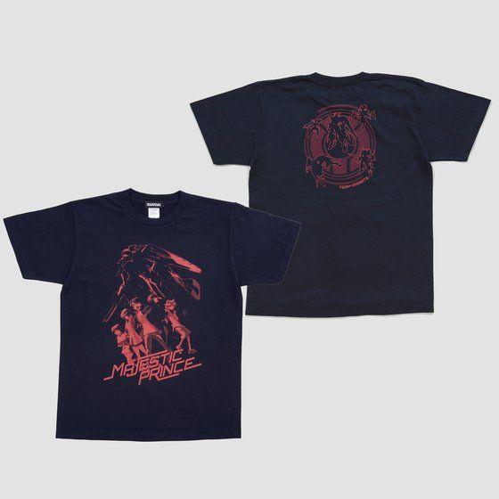 銀河機攻隊マジェスティックプリンス Tシャツ