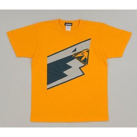 獣電戦隊キョウリュウジャー ギザギザ柄(ゴールド)Tシャツ