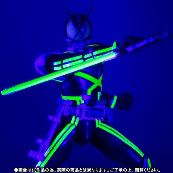 S.H.Figuarts ���ʃ��C�_�[�J�C�U GLOWING STAGE SET