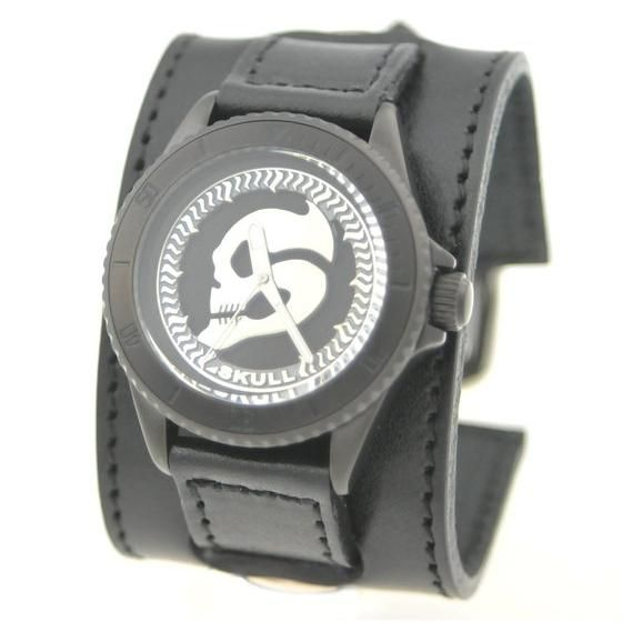 仮面ライダーW 仮面ライダースカル x haraKIRI Collaboration Wristwatch BLACK MODEL / WHITE MODEL