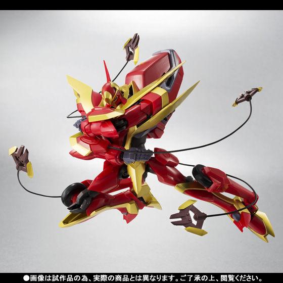 ROBOT魂 <SIDE KMF> ランスロット・トライアル