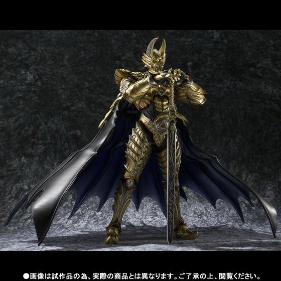 魔戒可動 黄金騎士 ガロ・翔